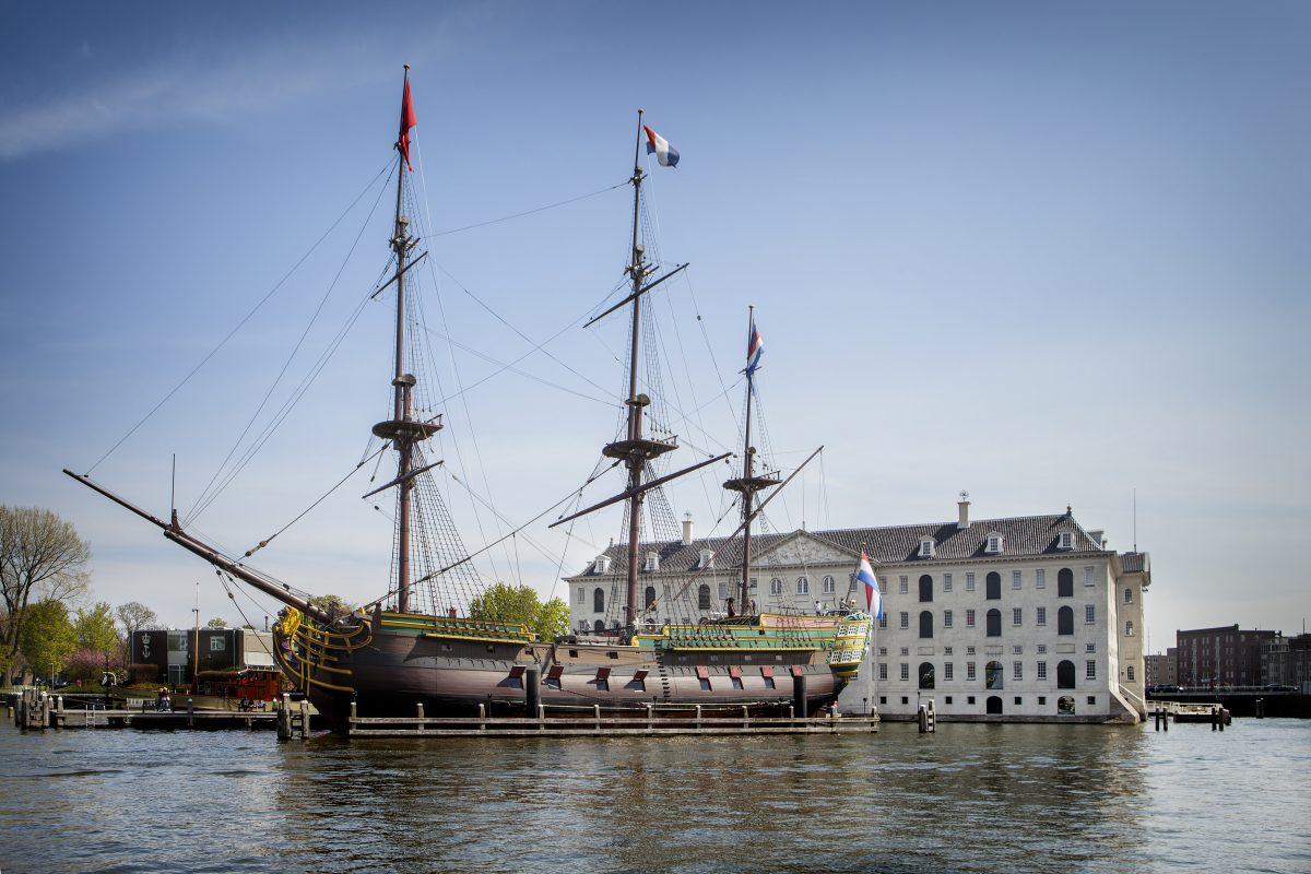 Scheepvaartmuseum in Amsterdam, 500 jaar maritieme geschiedenis, Het Scheepvaartmuseum, Logo Scheepvaartmuseum, scheepvaartmuseum, scheepvaartmuseum logo, museumtv, scheepvaartmuseum amsterdam,