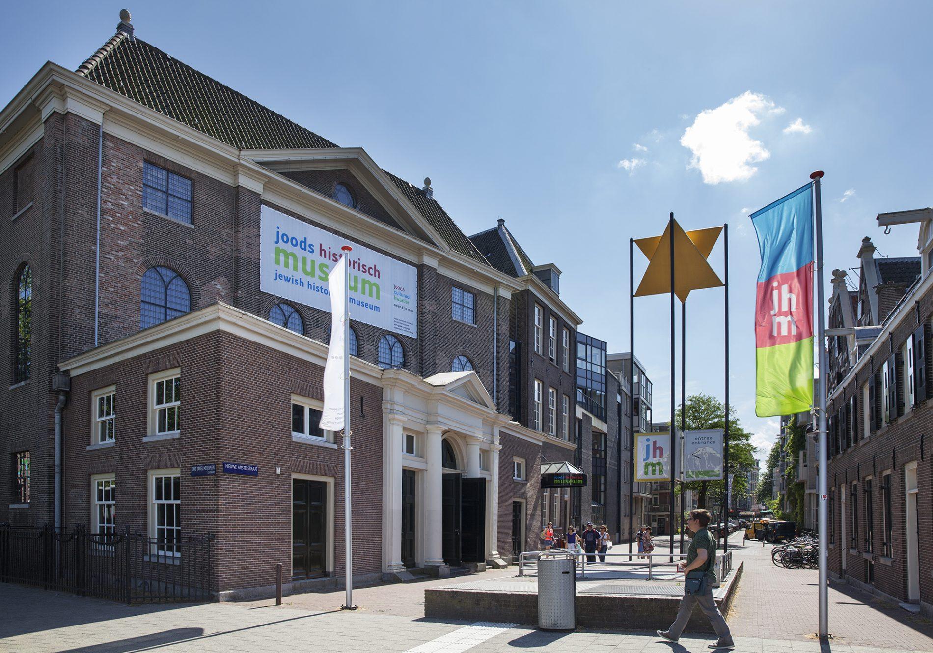 tickets joods historisch museum, Joods cultureel kwartier, joods historisch museum, joods historisch amsterdam