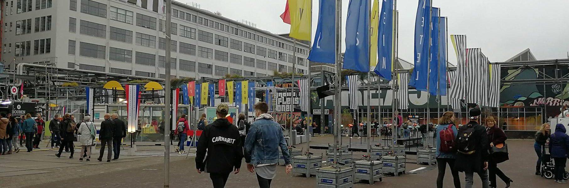 DDW, Eindhoven, Banner