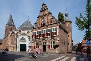 stadsmuseum woerden raadhuis gebouw 16e eeuw